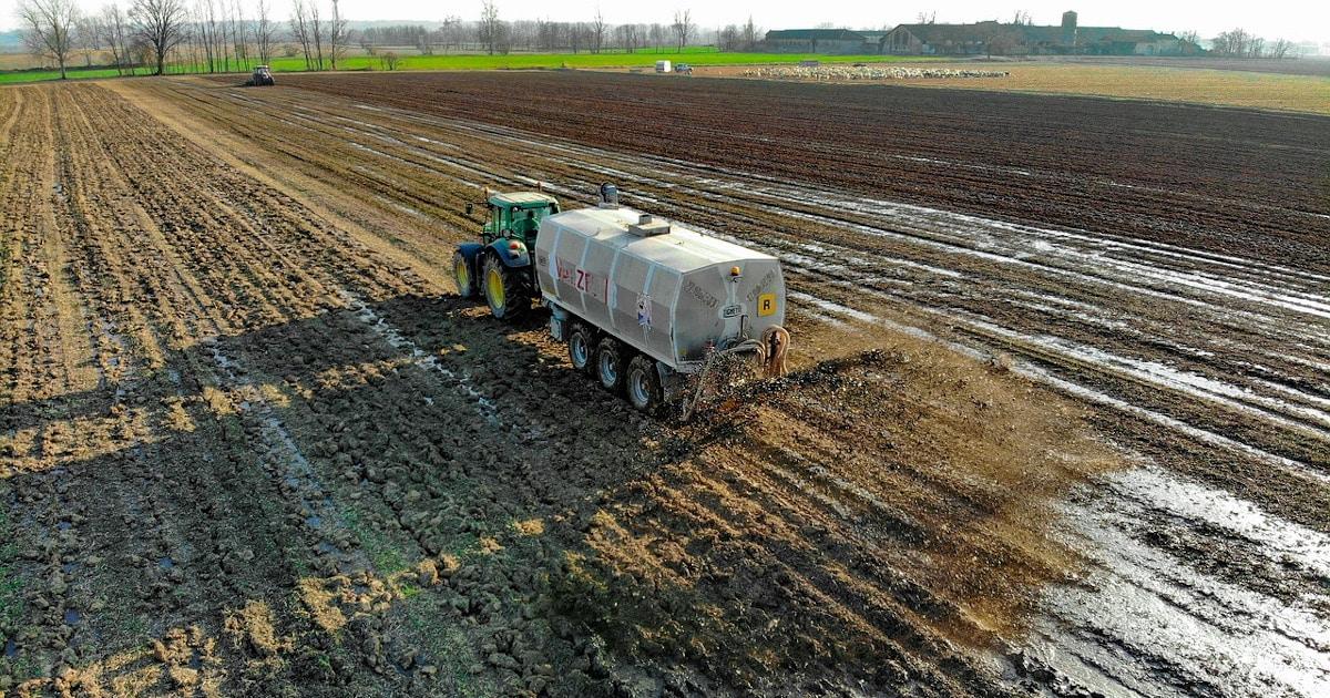 Nitrat im Trinkwasser - Wassertester Christoph Spirek