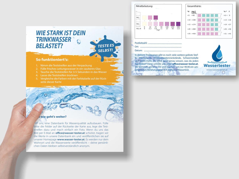 Vorschaubild Wassertest