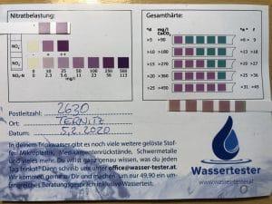 Wasserqualität in 2630 Ternitz