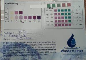 Wasserwerte 1030 Wien