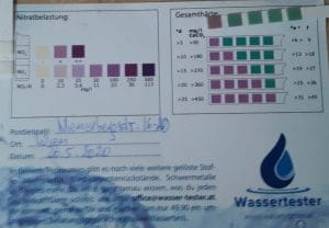 Wasserwerte in 1120 Wien