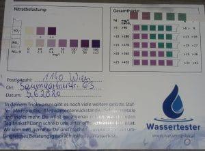 Wasswerwerte in 1140 Wien