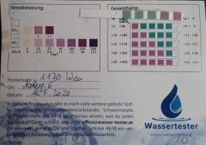 Wasswerwerte in 1170 Wien