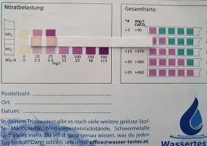 Wasserwerte in 9220 Velden am Wörthersee