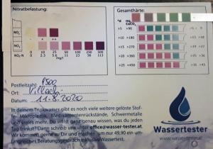 Wasserwerte in 9500 Villach
