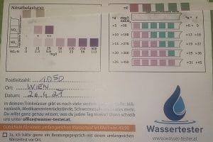 Wasserwerte in 1050 Wien